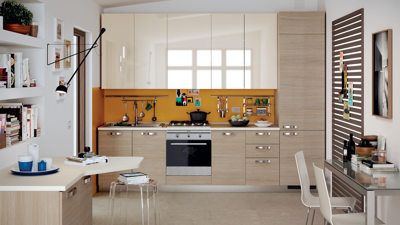 Элитная мебель для кухни из италии коллекции urban & urban m.