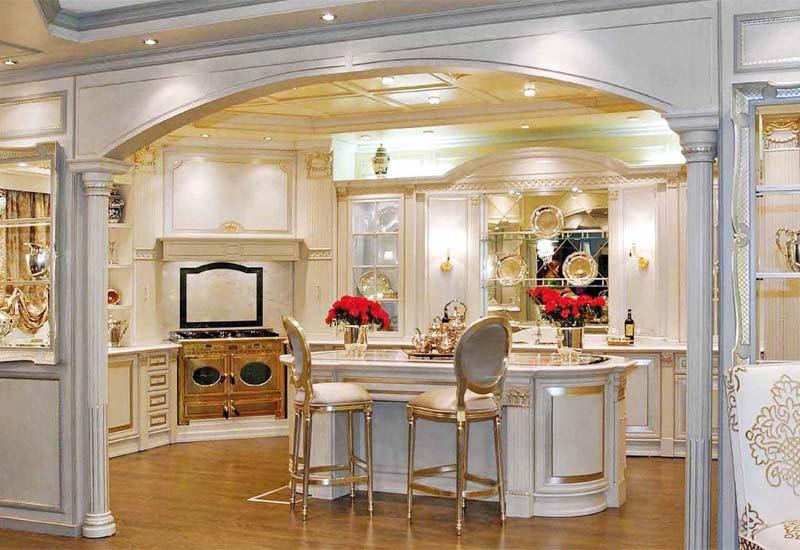 Элитные кухни дизайн классика
